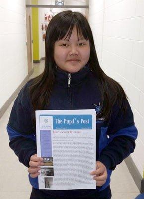 The Pupils Post November 2013