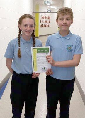 St Patricks Day Editors The Pupil's Post