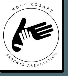 Holy Rosary Parents Association Logo