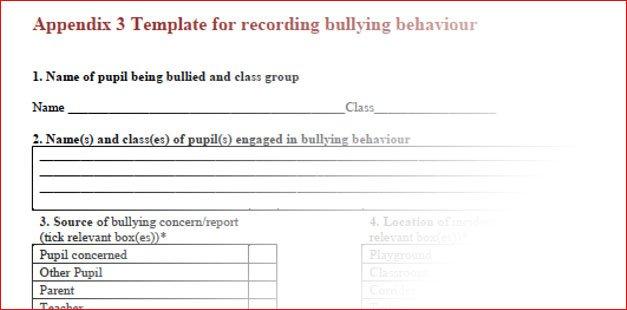 Bulling Form [Sample]